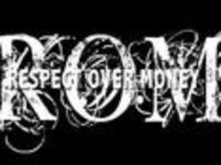 Image for Respect Over Money Records