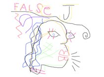 FALSE J