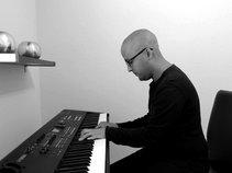 Pianist Samy Galí