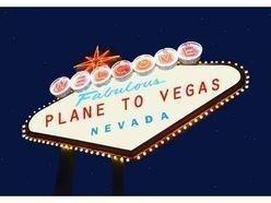 Plane to Vegas
