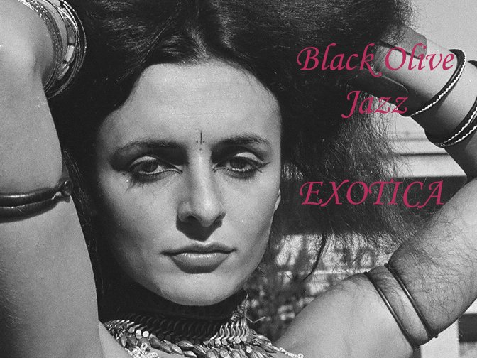 Image for Black Olive Jazz