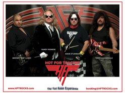 HOT FOR TEACHER, the Van Halen Experience