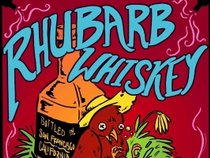 Rhubarb Whiskey