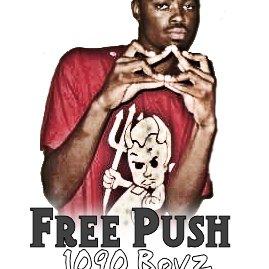 Red Bandana Freestyle by Push