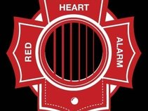 Red Heart Alarm