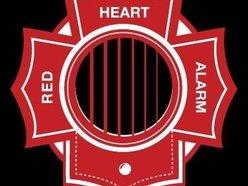 Red Heart Alarm
