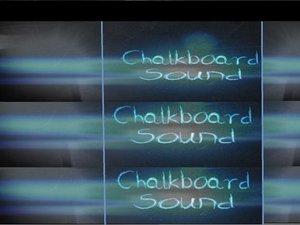 Chalkboard Sound