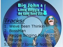 BigJohn & Little Reggie & the Gang Band USA