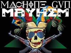Image for Machine Gun Mayhem