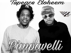 "Tupeace Eloheem ""The Ghetto Priest King"" Pimpavelli"