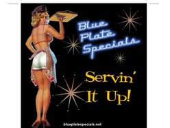 Image for The Blue Plate Specials