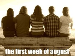 Image for The First Week of August