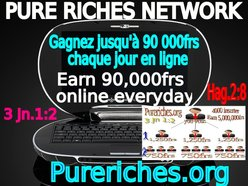 Pure Riches Network Cameroon