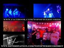 Top of Tex Records 3CP MASTERMINDCLICK