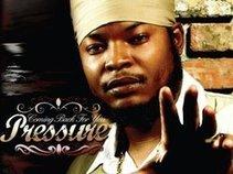 Pressure Reggae Artist