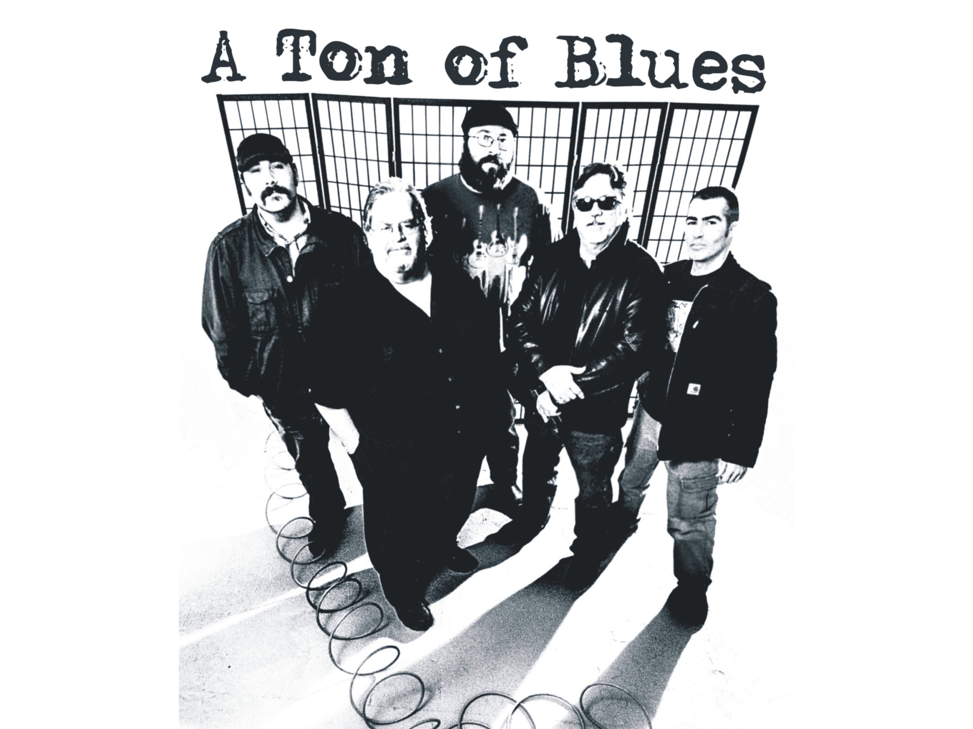 Image for A Ton of Blues