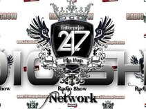 24.7 Radio Show LIVE!