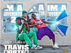 Image for Travis Porter - I'm A Differenter 2 Mixtape