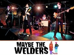 Image for Maybe the Welders