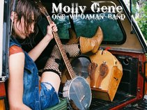 Molly Gene One Whoaman Band