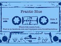 Frantic Blue