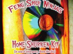 Image for Feng Shui Ninjas