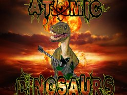 Image for The Atomic Dinosaurs