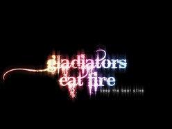 Gladiators Eat Fire
