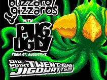 Hairy Buzzard Gizzards