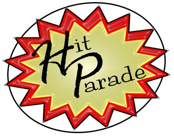Hit Parade, The - With Love From The Hit Parade