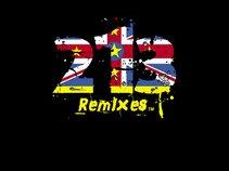 213 Remixes