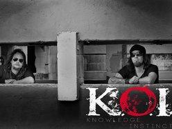 Image for K.O.I. KNOWLEDGE OVER INSTINCT