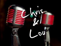 Chris Sulcer and Lou Samaniego