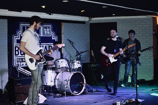 Cold Waters | ReverbNation