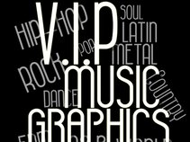 VIP Music Graphics