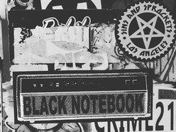 Image for Black Notebook