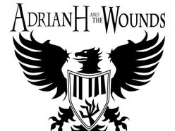 Image for Adrian H and The Wounds