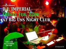 I The Imperial