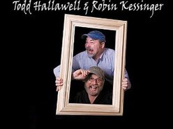 Todd Hallawell and Robin Kessinger