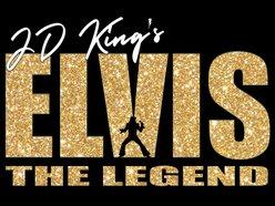 Image for JD King's ELVIS THE LEGEND