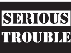Image for Serious Trouble