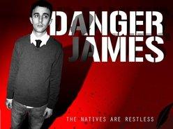 Image for Danger James