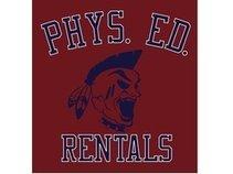 Phys. Ed. Rentals