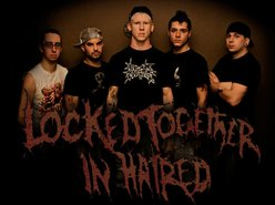 Image for Locked Together In Hatred