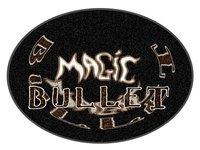 Magic bullet logo   reverbnation