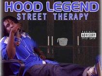 """Hood Legend """"Born 2 Win Ent"""""""