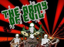 THE ARMY OF EVIL