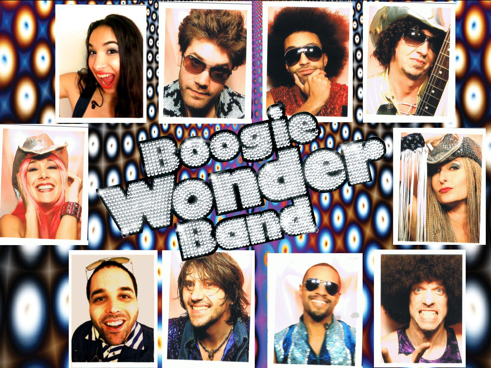 Image for Boogie Wonder Band