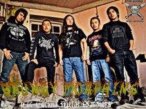 "Grungy Morphins ""The Gorkha Metal Warriors"""