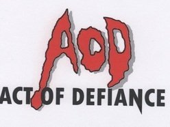 Image for Act Of Defiance